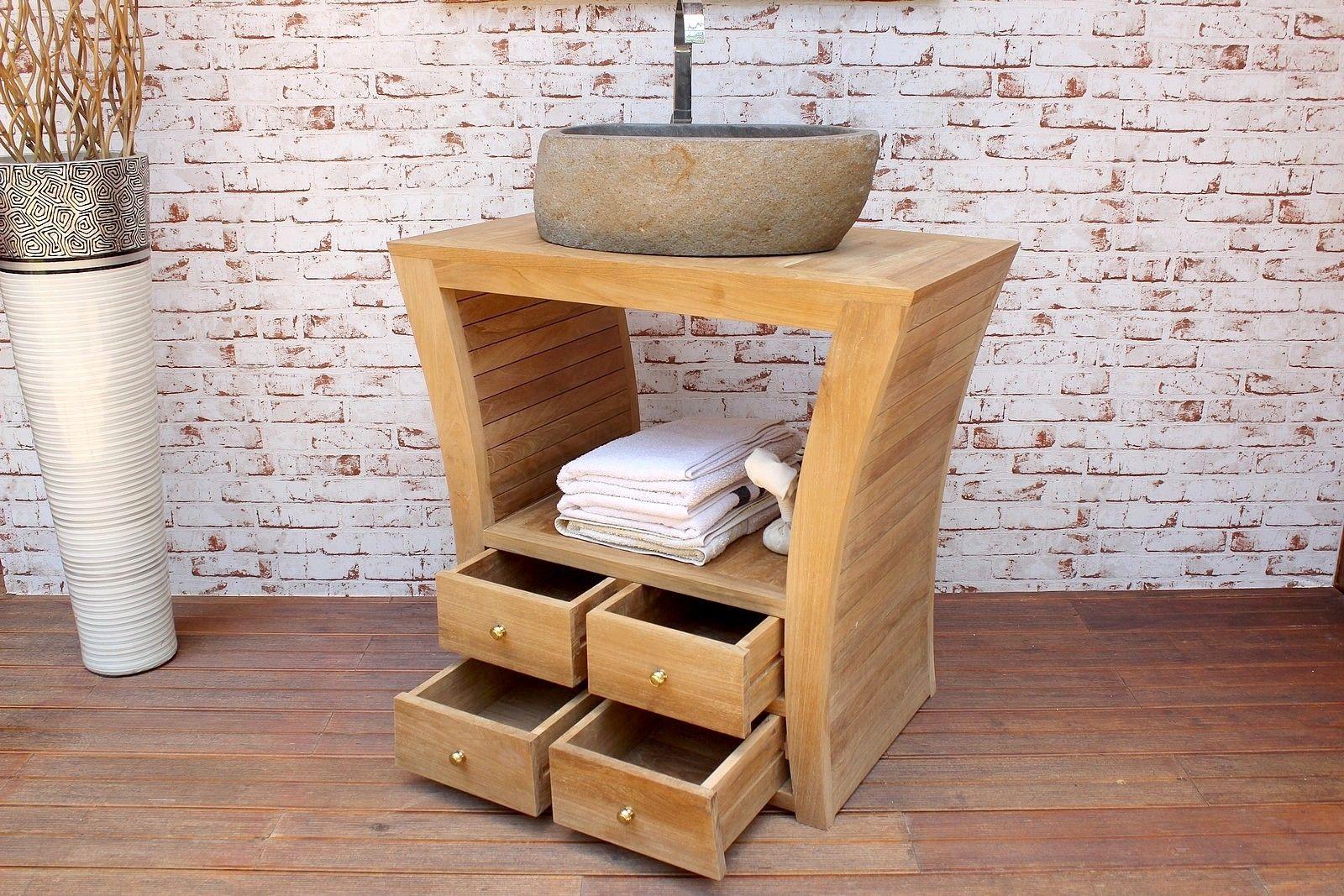 waschtisch mit unterschrank 80 cm nr 58162 unterbau bad. Black Bedroom Furniture Sets. Home Design Ideas