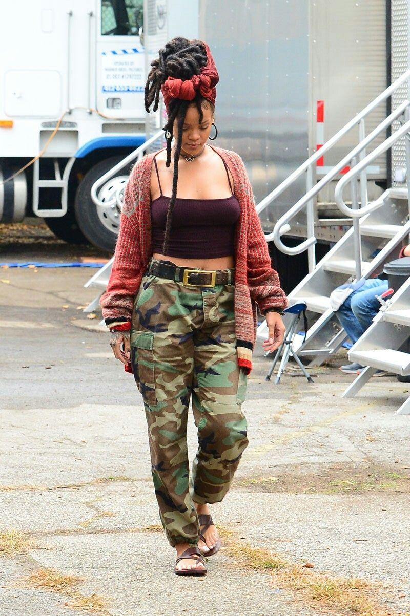 Rihanna Oceans 8 Set Ocean 8 Movie Oceans 8 Ocean S Eight