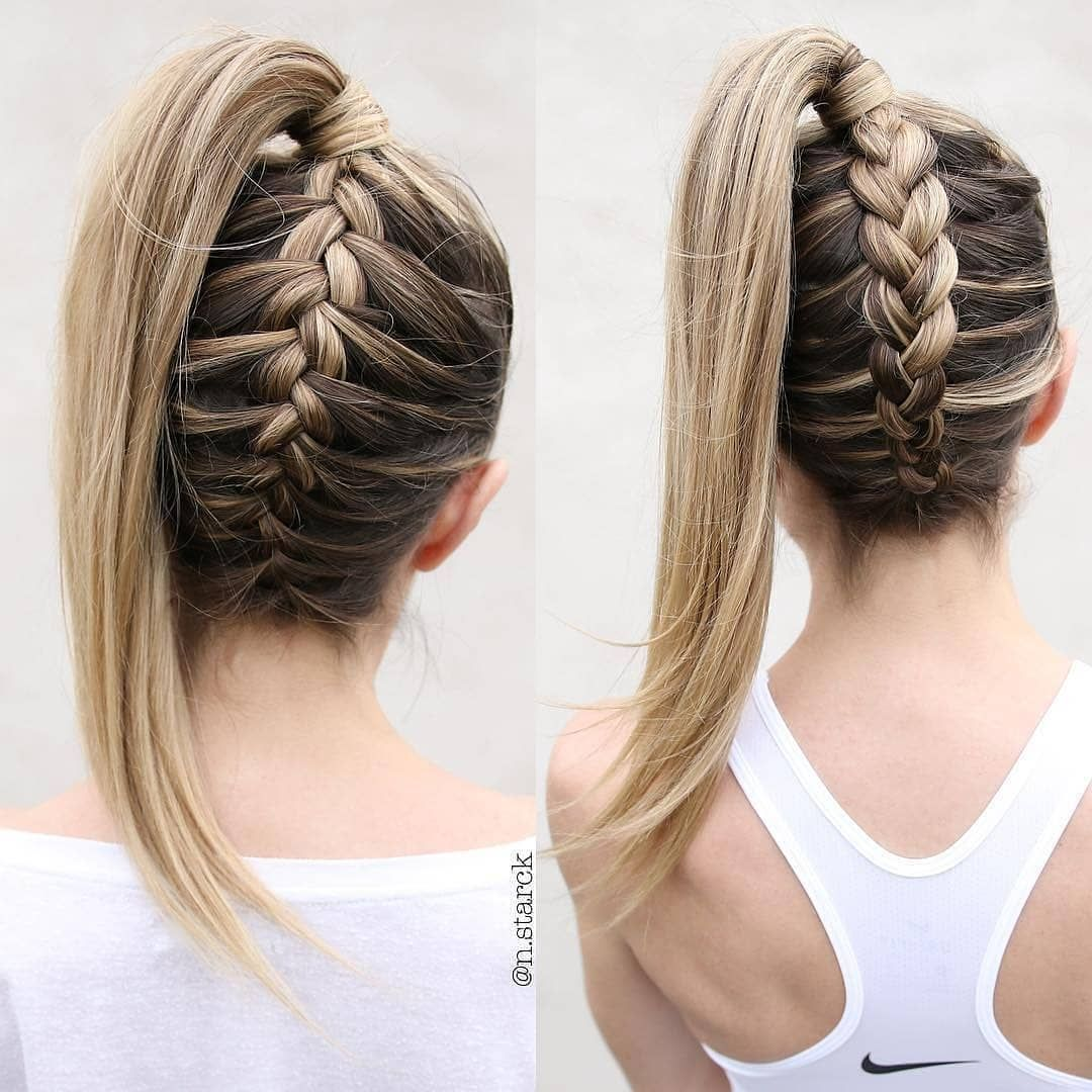55 Hairstyles For Medium Length Hair Haircuts For Women Page 46 Of 55 Lovenailstyle Medium Length Hair Styles Hair Lengths Hair Styles
