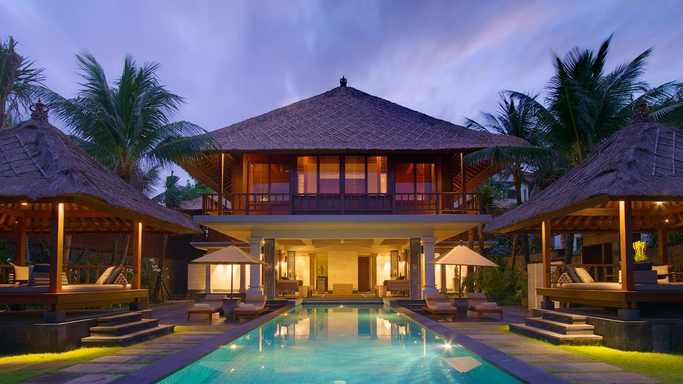 legian indonesia the legian hotel da sogno the legian beach house bali - Balinese House Designs