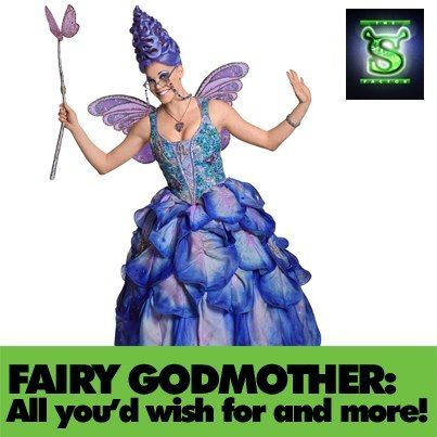 Fairy Godmother Google Search Fairy Godmother Costume Shrek