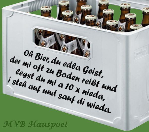 A Vatertagsgedicht in c-moll! :D :D   Sprüche bier, Bier ...