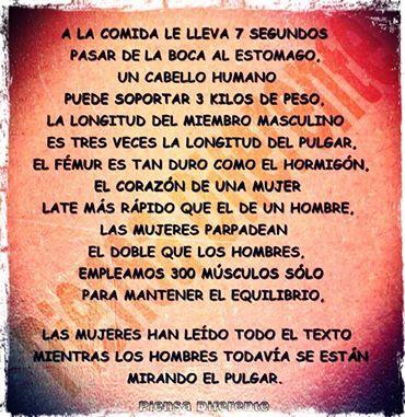 Piensa Diferente  Así es!!! jajajajaaaa