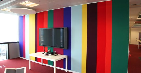 Fabric Wall Panel Systems | Stretched Fabric Acoustic Wall ...
