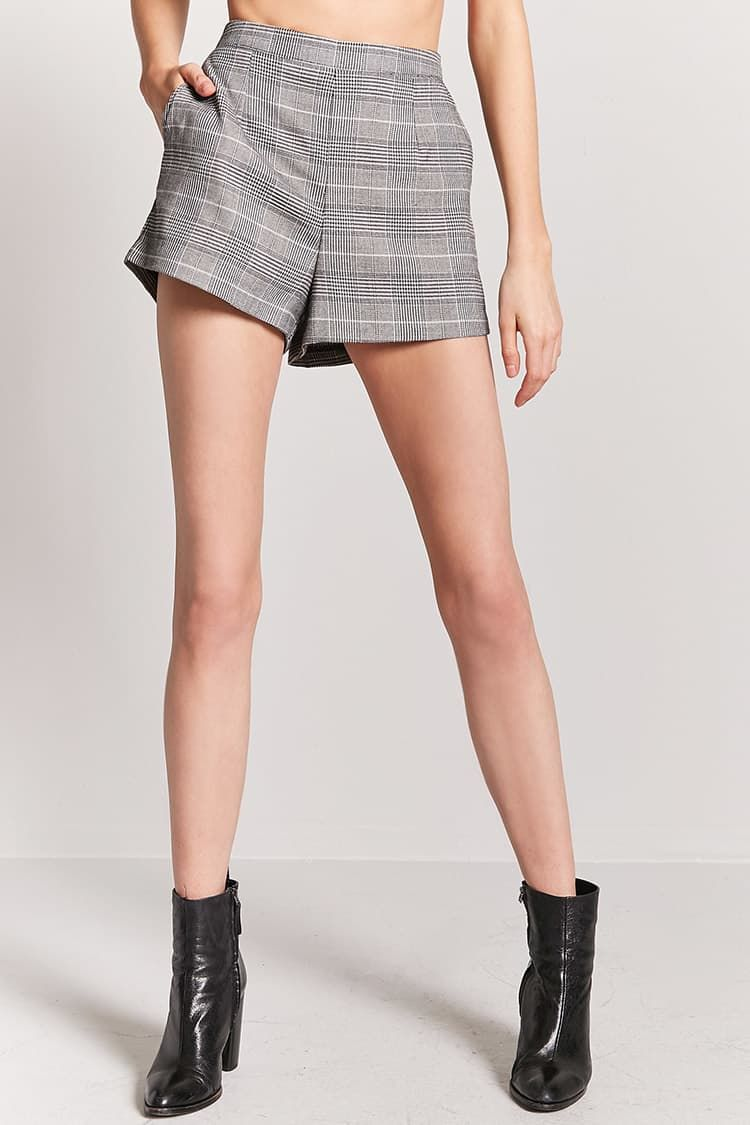 6dfddb206f Product Name:Glen Plaid Shorts, Category:bottoms, Price:17.9 ...