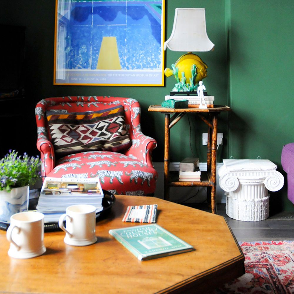 A Guide To Identifying Your Home Décor Style: British Interior Designer Luke Edward Hall's London Flat