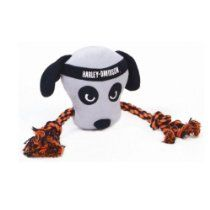 Harley Rope Pull Toy Www Squidoo Com Harley Davidson Dog Clothes