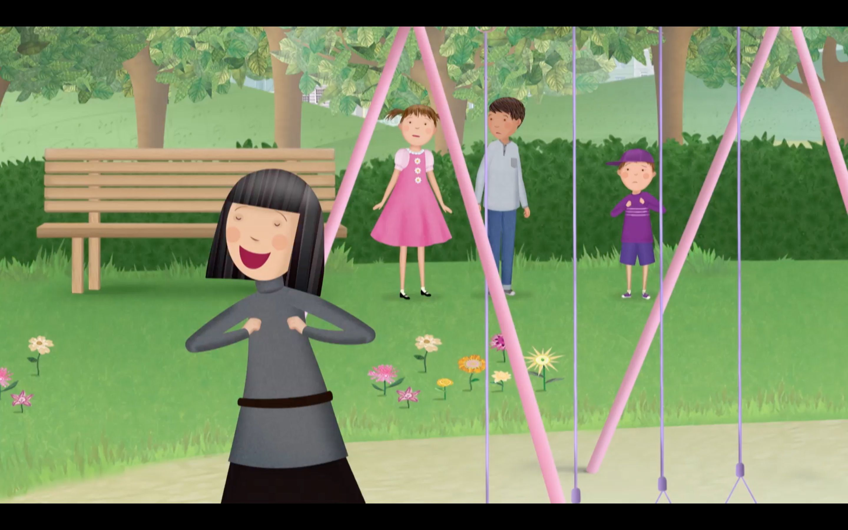 For Some People It Is Easy To Come Up With Original Silly Sound Ideas Can You Come Up With A Silly Sound See What It Pbs Kids Music Activities Pinkalicious