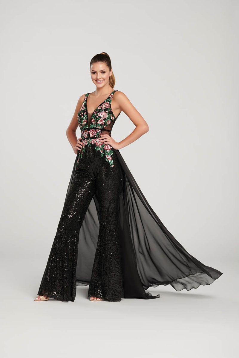 Ellie Wilde Ew119085 Formal Approach Prom Dress Ew119085 Prom Jumpsuit Jumpsuit Prom Dress Dresses [ 1200 x 800 Pixel ]