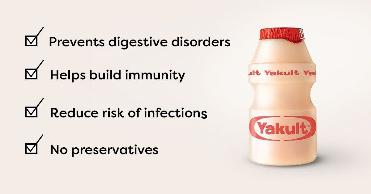 Popular probiotic drink Yakult benefits, side-effects and ...