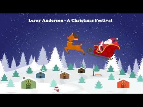 leroy anderson a christmas festival original christmas songs full album - Original Christmas Songs