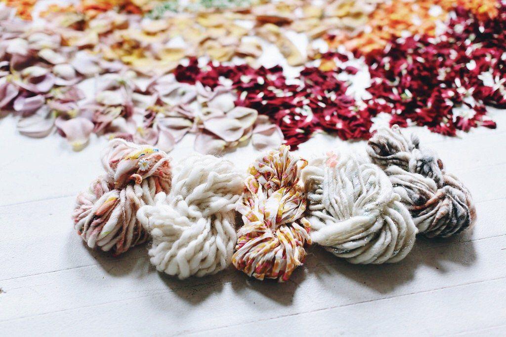 Mini Skein Sampler Kit Knit Crochet Chunky Yarn