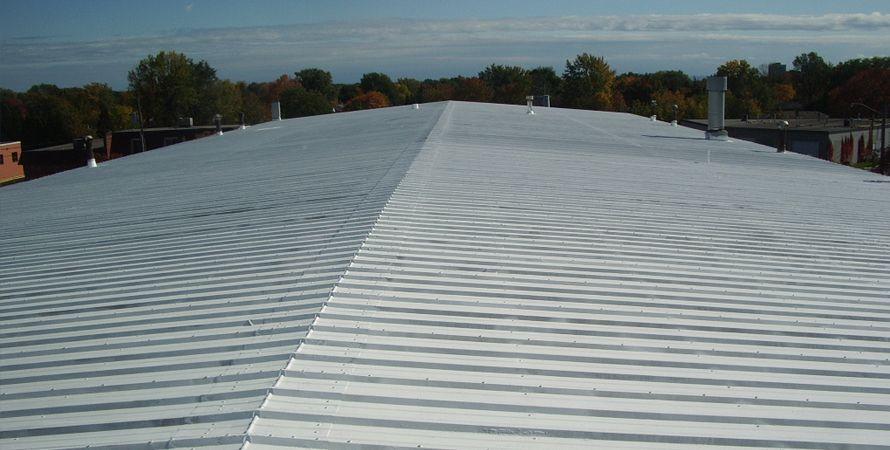 Industrial Metal Roofing Roof Restoration Metal Roof Roofing