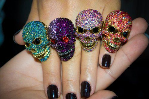 Looks scary but cute :)