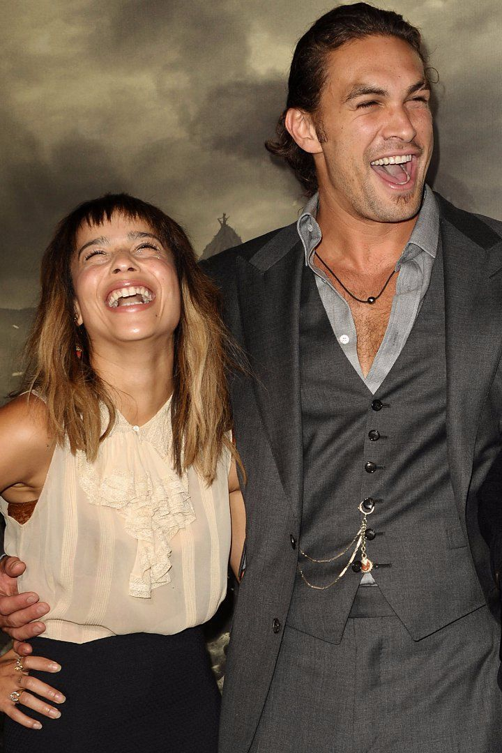 Jason Momoa S Hands Down Cutest Moments With His