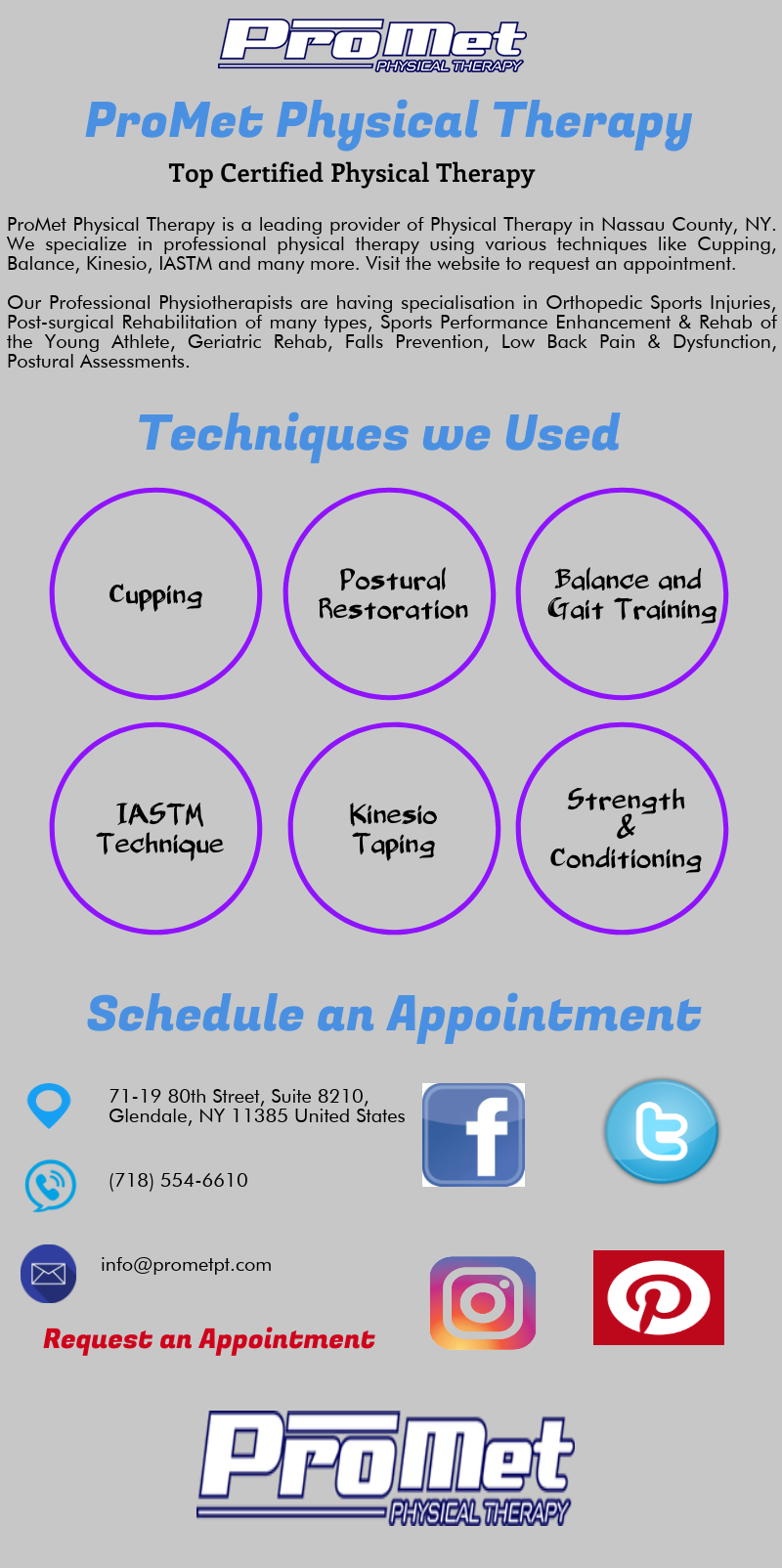 Sports Physical Therapists in Nassau County - ProMet ...