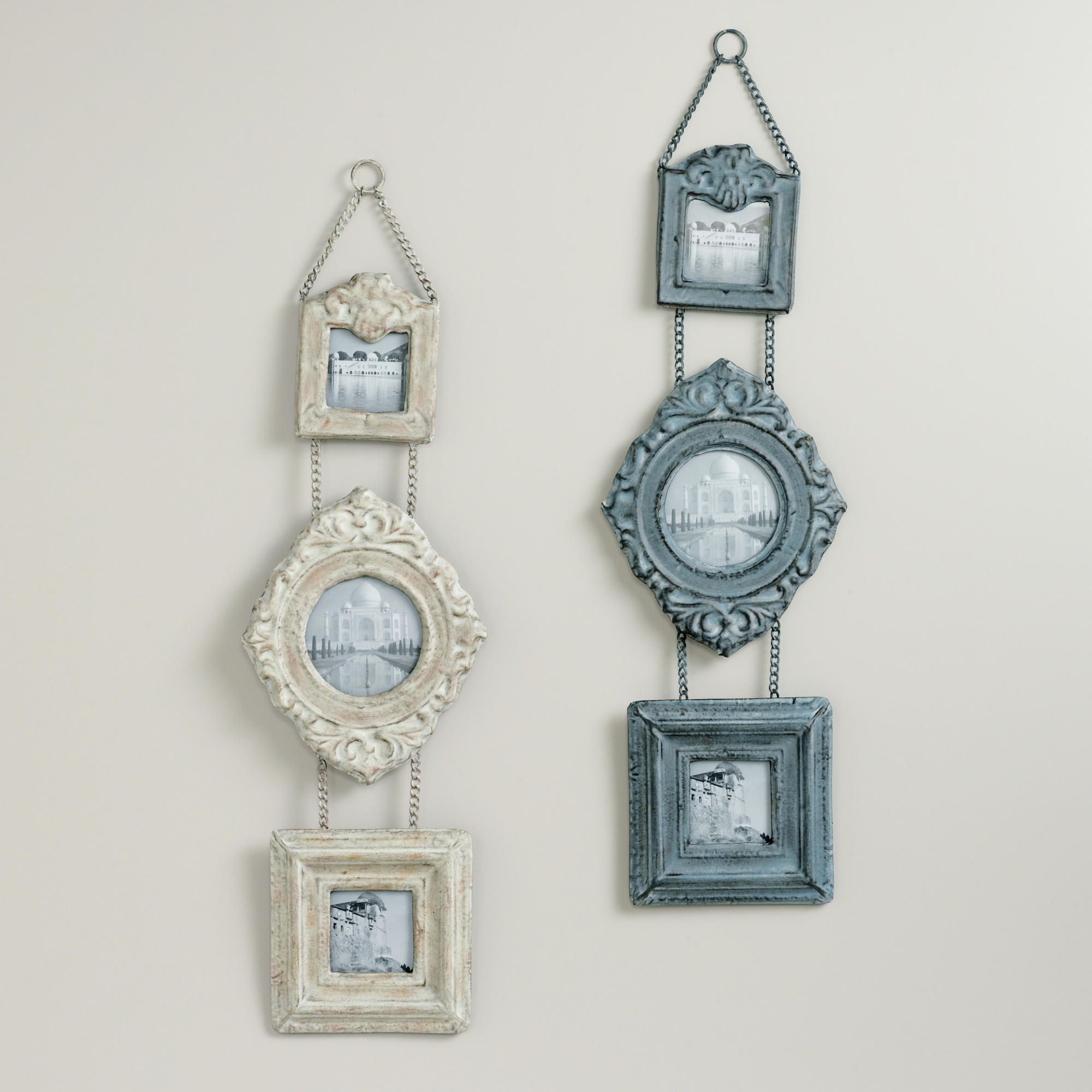 3-Tier Esme Hanging Wall Frames   World Market   Framed   Pinterest ...