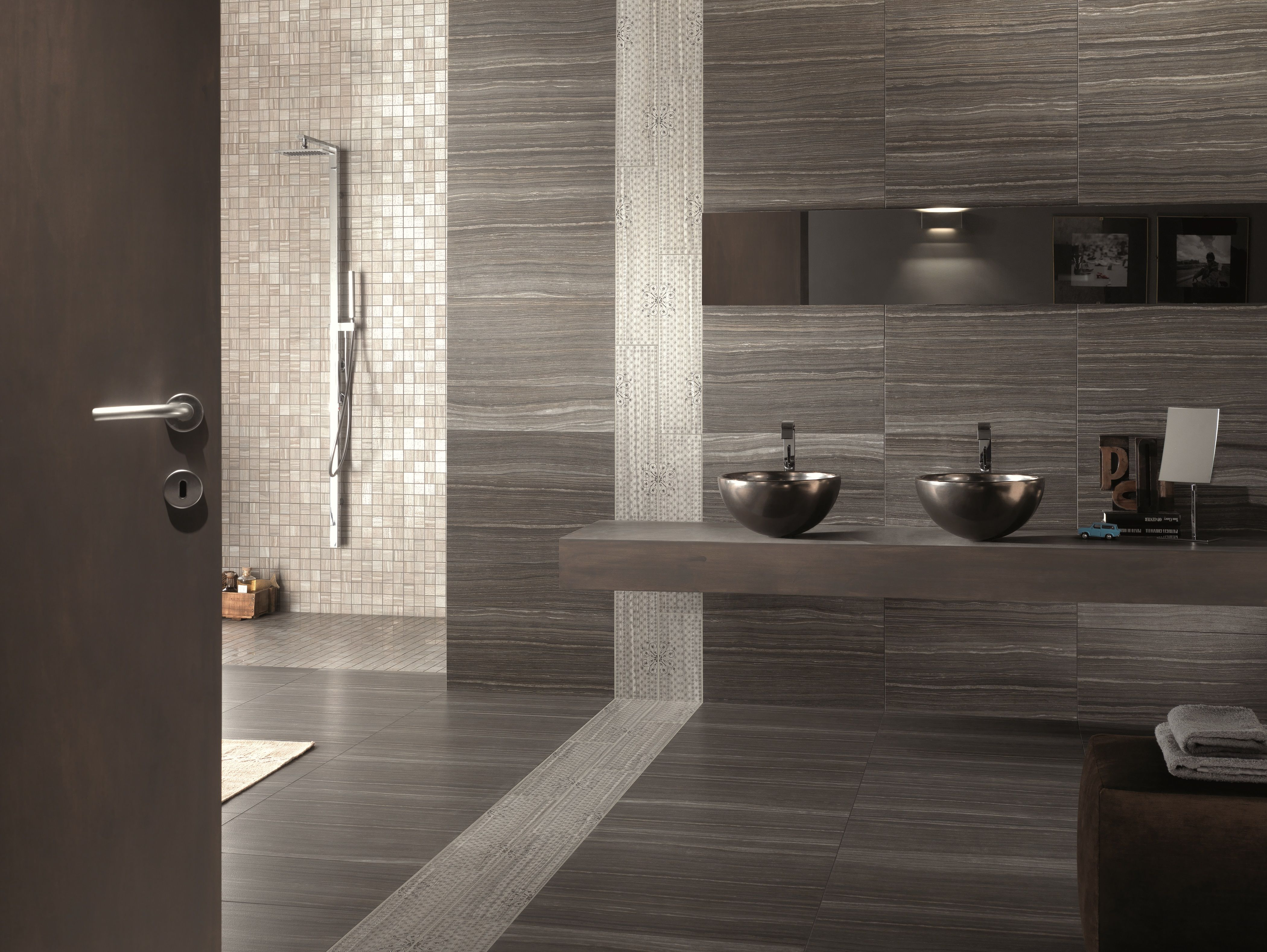 Pin By Floor Decor On Industrial Style Modern Bathroom Tile