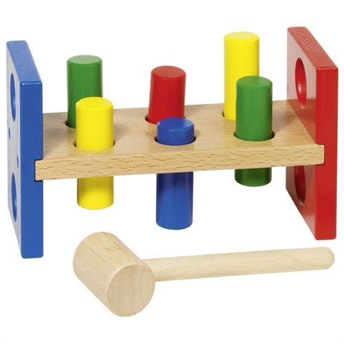 Buy Goki Wooden Hammer Bench at BabyJoy.ca Canada Organic ...