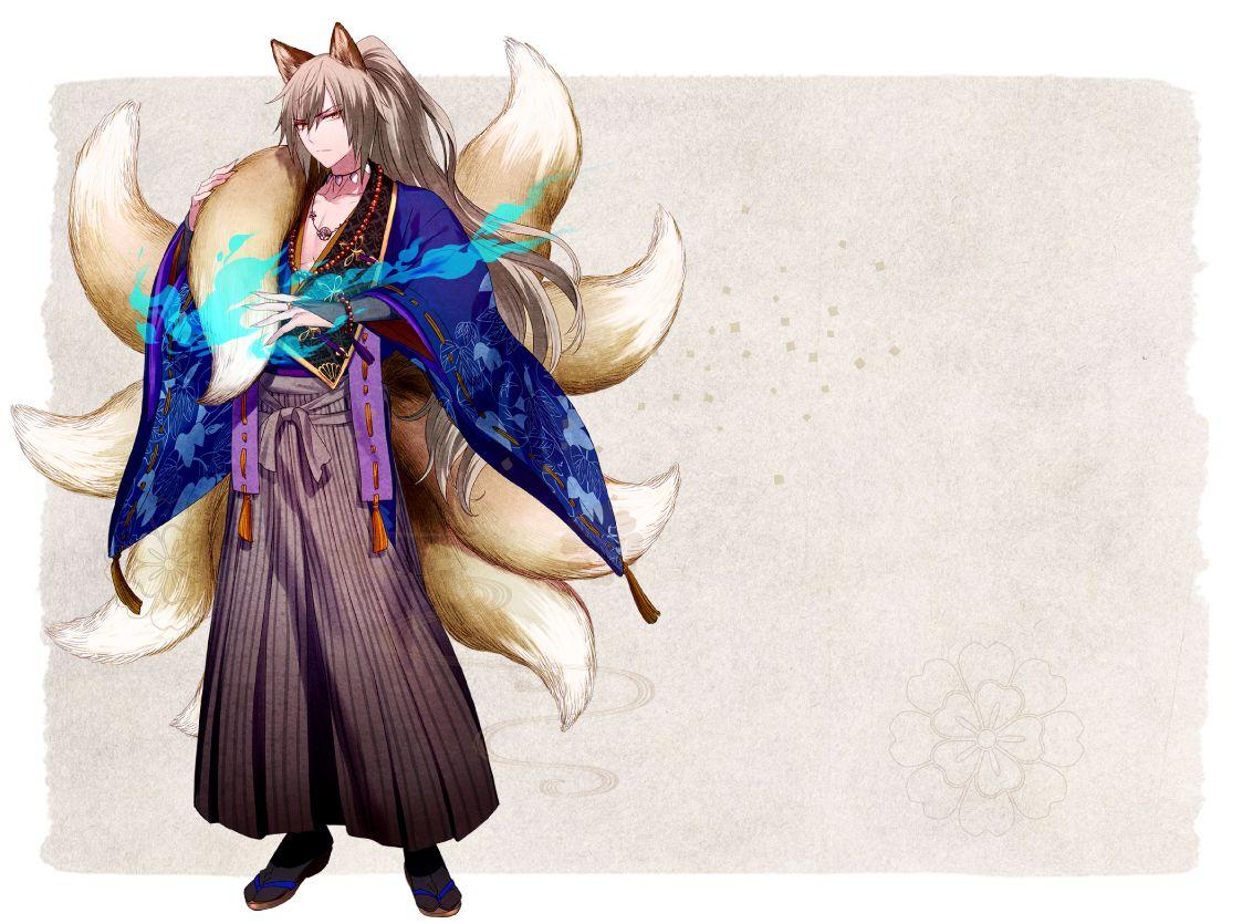 Kitsune boys forever kitsune Pinterest Anime
