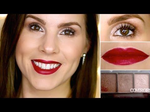covergirl shimmering sands fall makeup tutorial  youtube