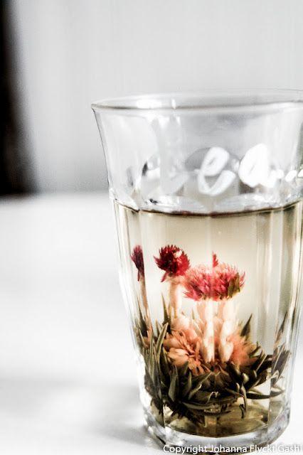 <3 Te de flors