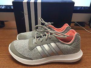 Womens Gray Peach Size Element Running New Adidas 8 Refresh Shoes gYf7bIv6y