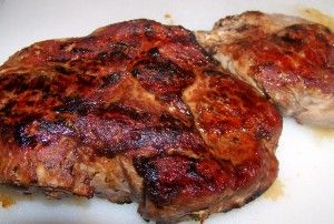 Five Spice Pork Chops from Ingredients Inc