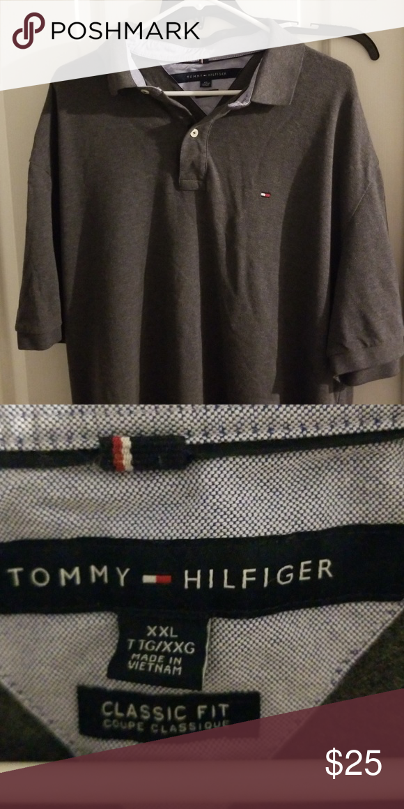 dbda7838562a32 Tommy Hilfiger Polo Brand new classic fit shirt. Tommy Hilfiger Shirts Polos