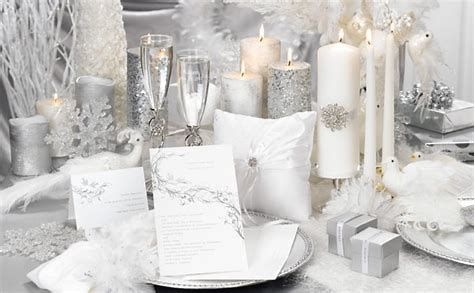 Image Result For Silver And White Themed Wedding Party 25th