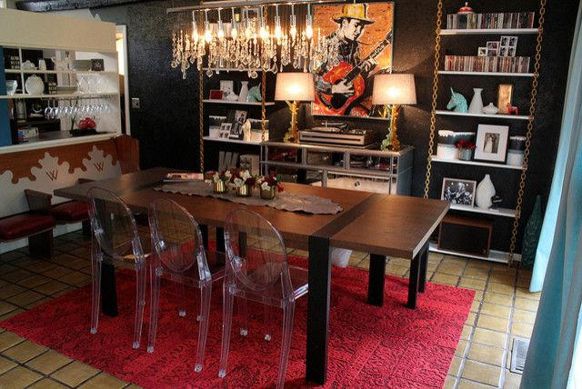 Explore Neutral Dining Rooms Rock And Roll And More
