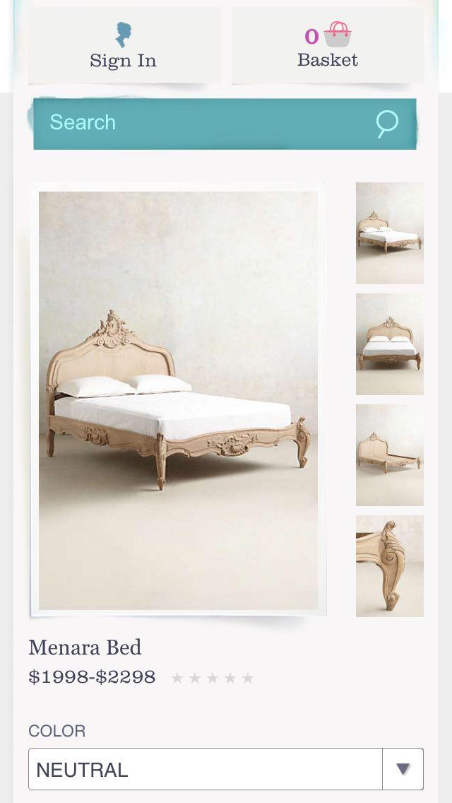 Memara Bed