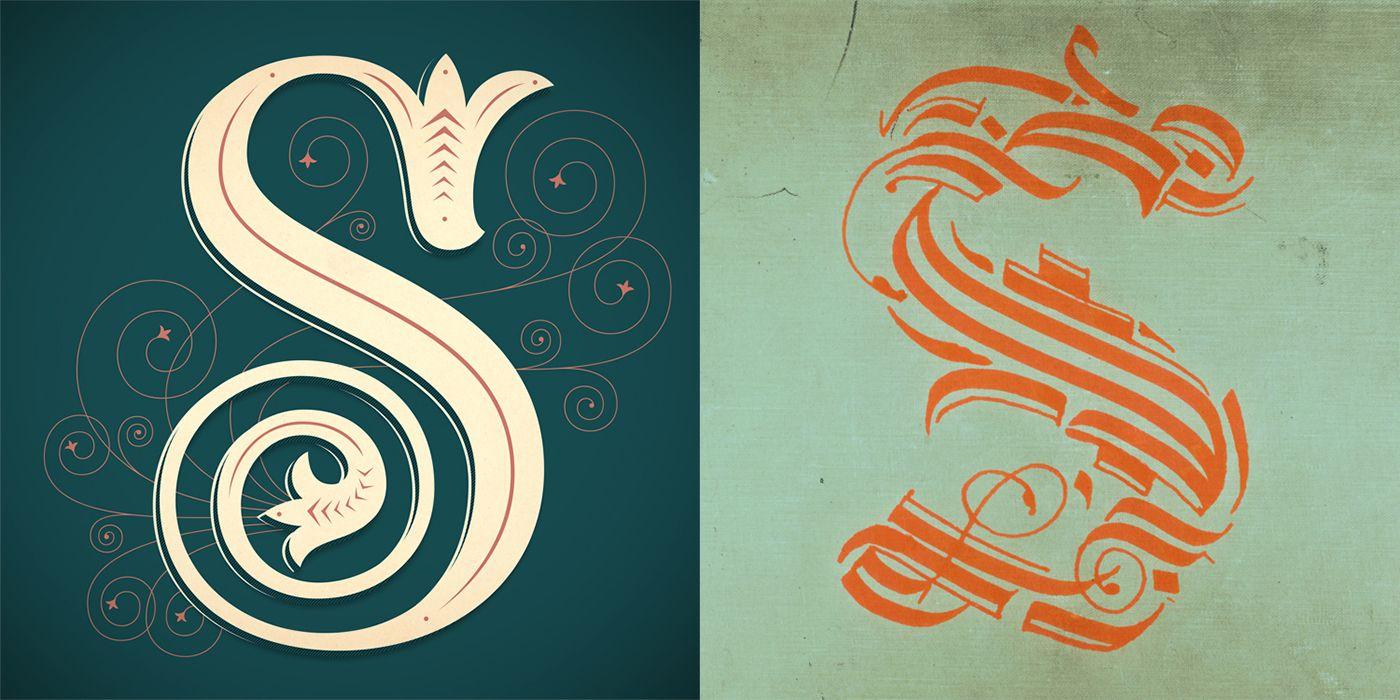 lettering versus calligraphy a battle between martina flor giuseppe salerno part 2 s decorative