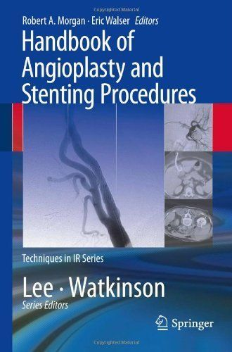 Handbook Of Interventional Radiologic Procedures Pdf