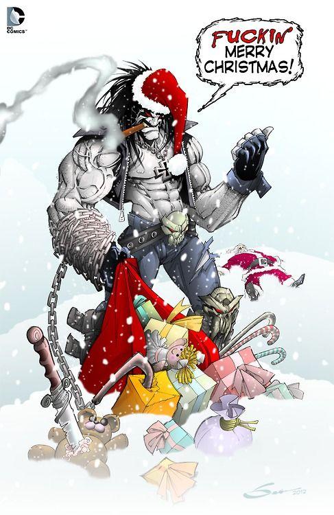 Lobo Christmas! •Gerardo Sandoval