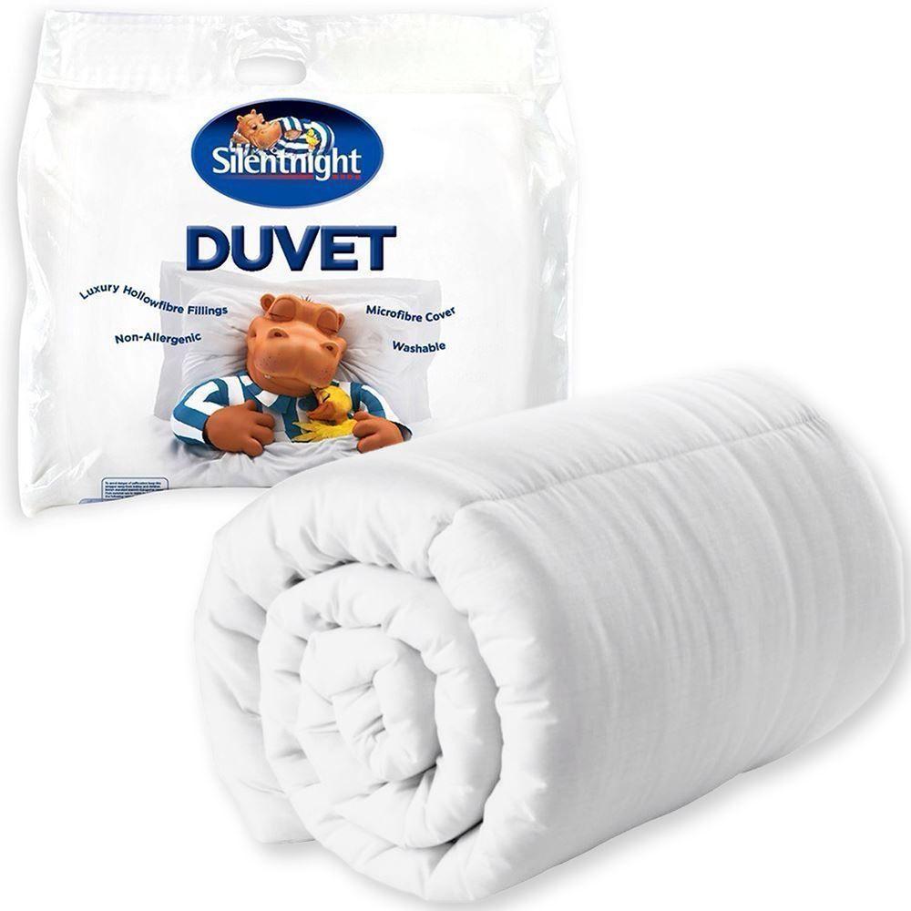 Silentnight Hollowfibre Duvet Quilt