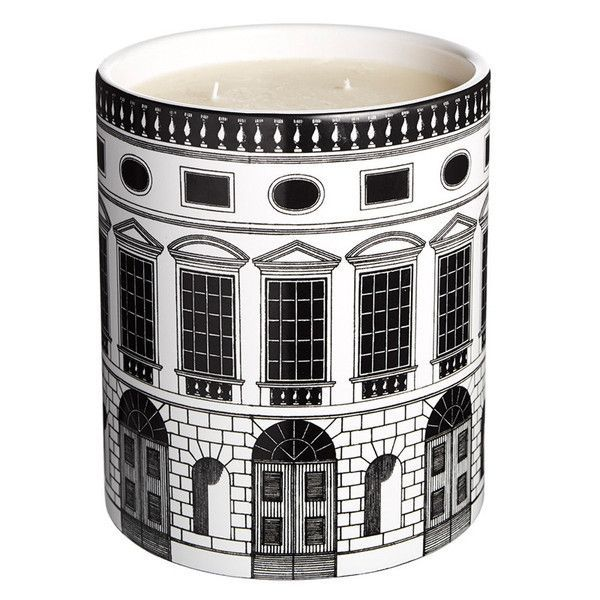"Fornasetti | ""Architettura"" Large Candle"