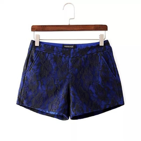 Superior Sexy Womens Shorts with Embroidery Elegant Autumn Shorts for Ladies Lace And Cotton Material Zipper Fly Design Hot Sale ASW-003, $21.2 | DHgate.com