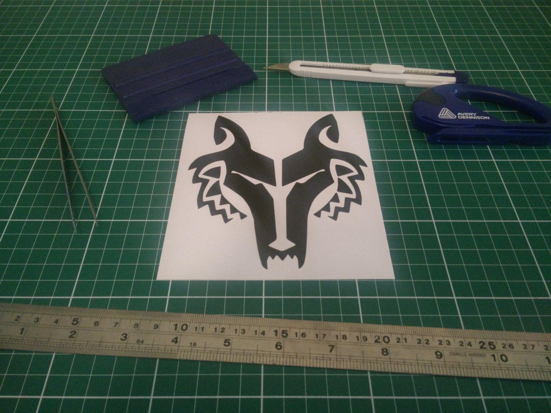 Star Wars Clone Trooper Wolf Pack Symbol Logo Vinyl