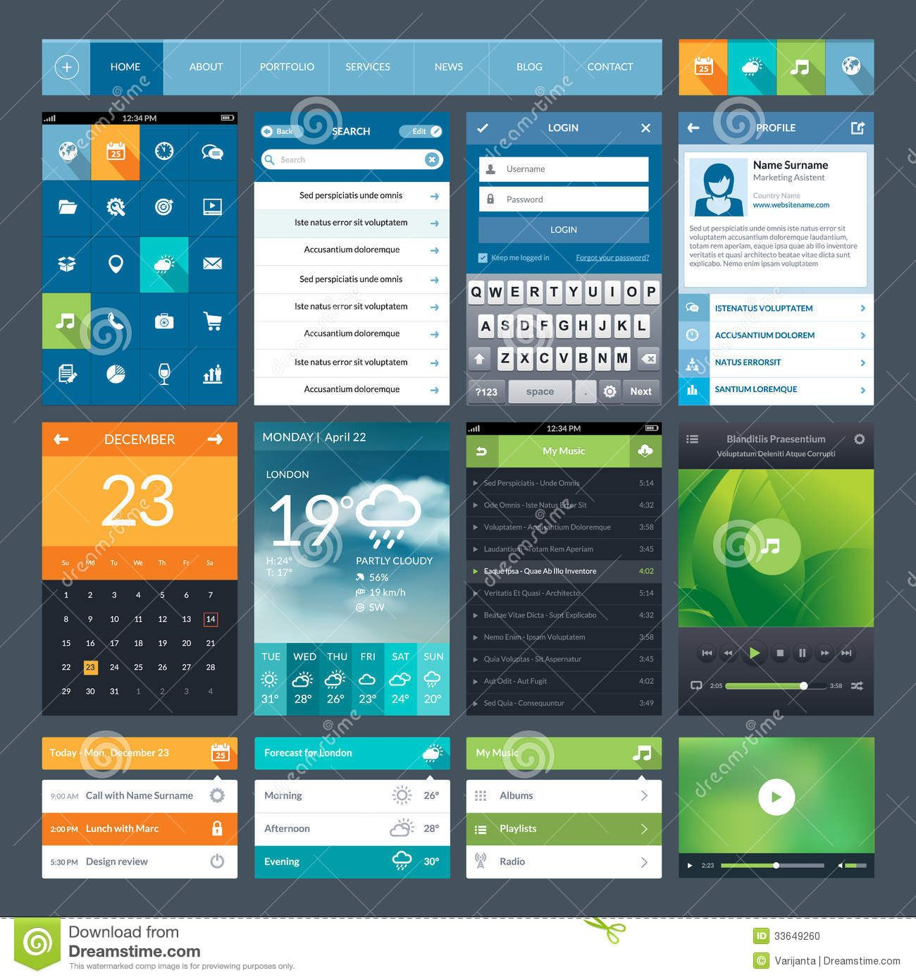 App UI Design This is art | Graphix & Dezign | Pinterest | Mobile ...