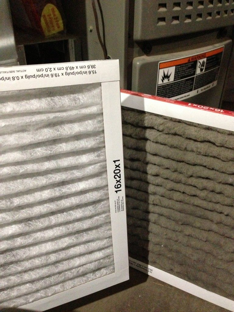 *Ahem.* Your furnace filter would like your attention