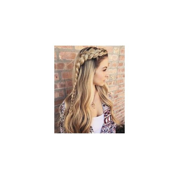 60 Prom Hairstyles For Long Hair Liked On Polyvore