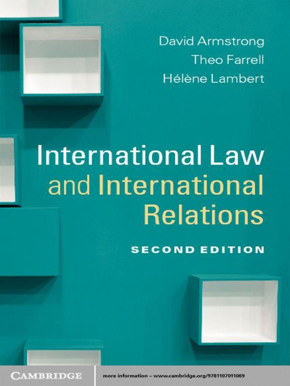 International Law and International Relations (eBook