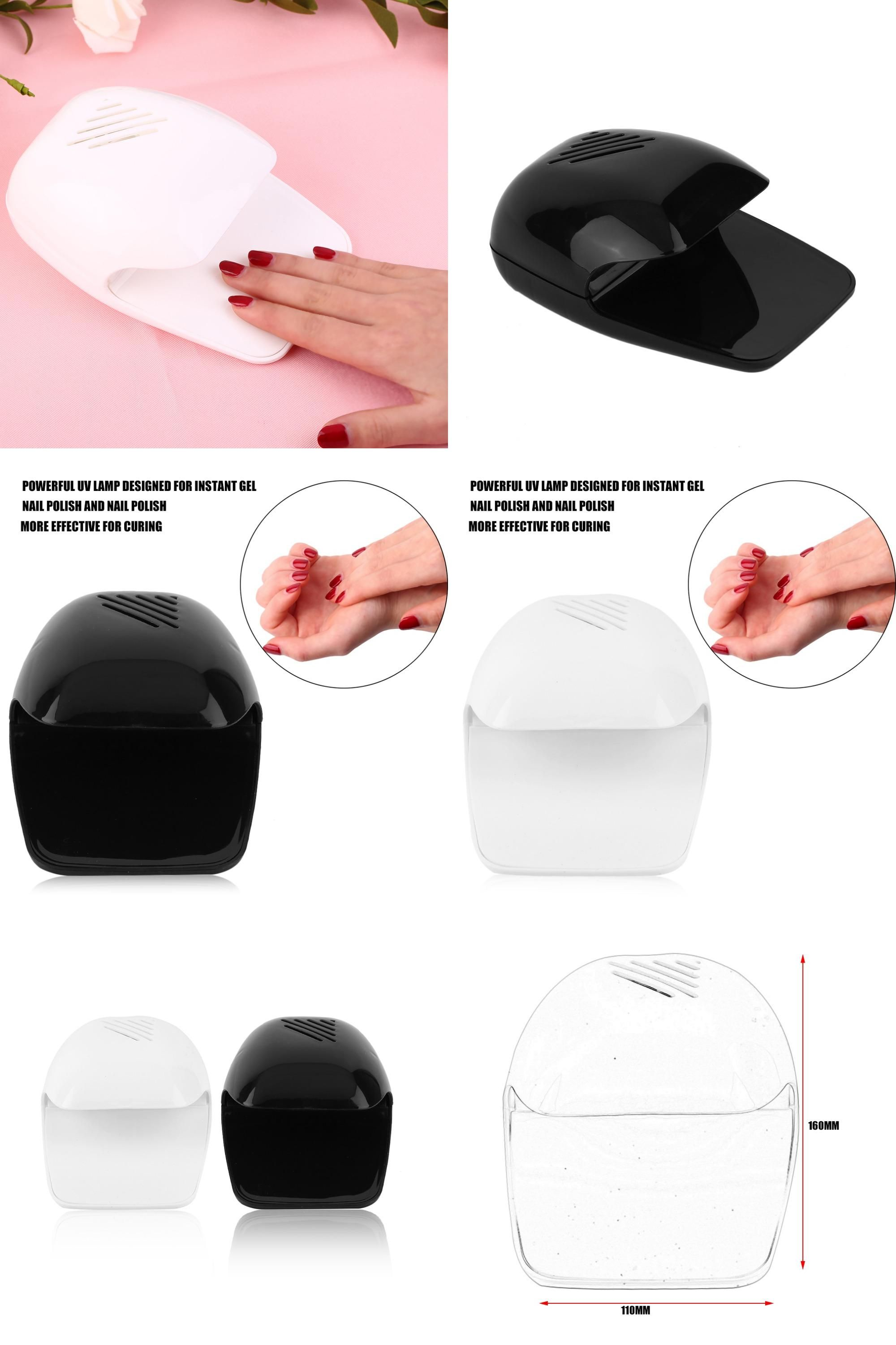 Visit to Buy] YM709 Professional Portable Mini Nail Dryer Personal ...
