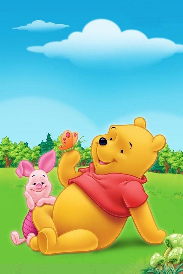 Wallpaper Winnie The Pooh Детские картинки, Рисунки