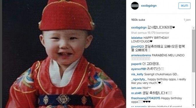 G Dragon / Kwon Jiyong / BigBang