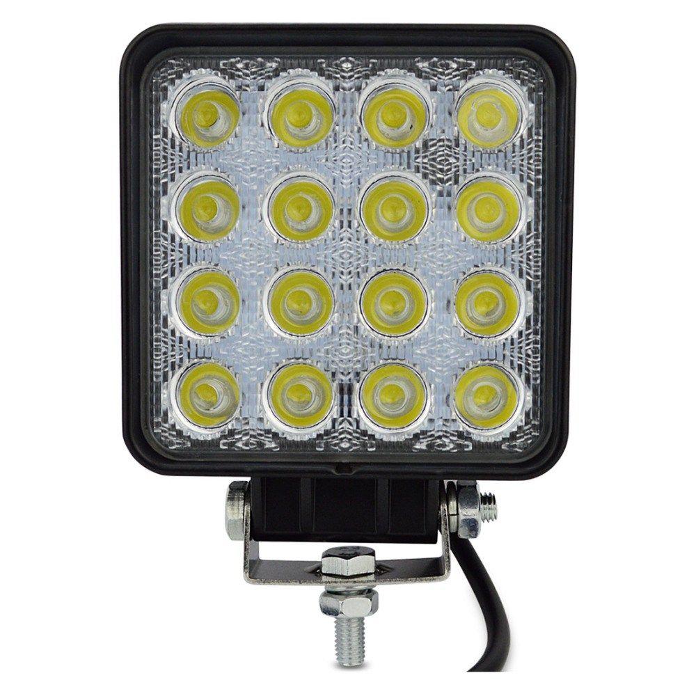 Cheapest prices US $14.98 1pcs 4\'\'48W LED Work Light Bar for ...