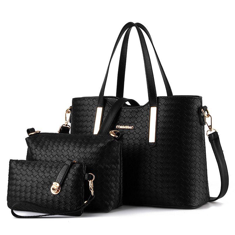 Luxury Women Designer Handbags High Quality Brand Ladies Plaid Shoulder Messenger Clutches Bags Set Sac A Main Femme De Marque♦️ SMS - F A S H I O N  http://www.sms.hr/products/luxury-women-designer-handbags-high-quality-brand-ladies-plaid-shoulder-messenger-clutches-bags-set-sac-a-main-femme-de-marque/ US $20.06