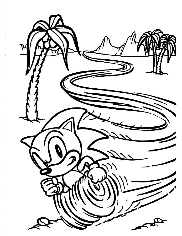 The Fastest Blue Blur In The World Sonicthehedgehog Sonic Coloringbooks Hedgehog Colors Coloring Books Colouring Pages