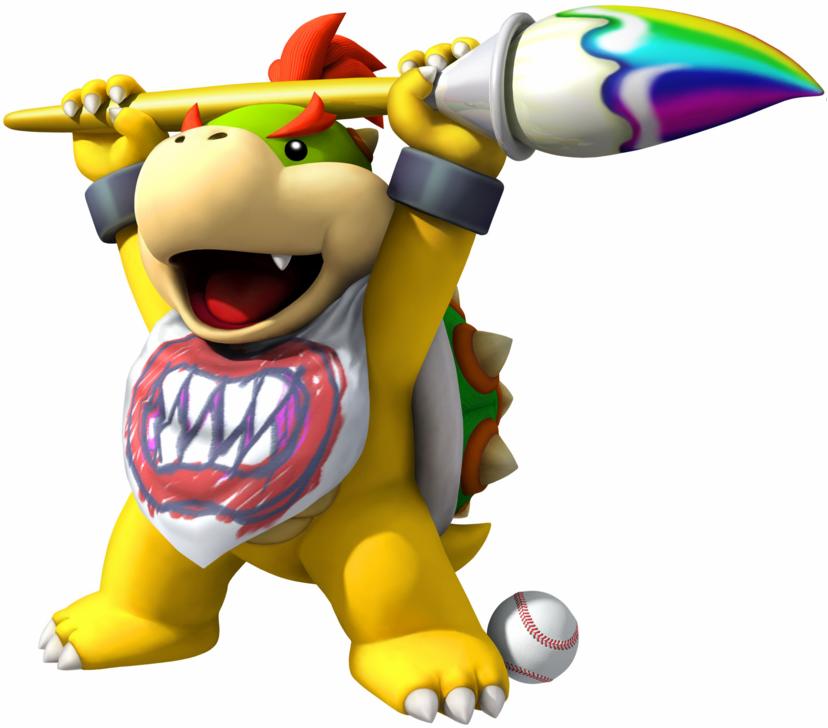 Bowser Jr Bowser Mario Super Mario Brothers
